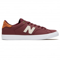 cc77d3ee935 New Balance 210 Shoes - Burgundy Tan