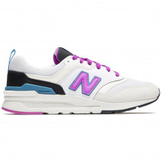 6d42140dd3a7e New Balance Womens 997H Classic Shoes - Sea Salt/Peony