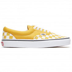 4b02327cd4d306 Vans Era Shoes - Checkerboard Yolk Yellow True White