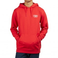 16287fbc199 Vans Full Patched Hoodie - Racing Red