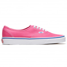 3a81101e55a30e Vans Original Authentic Shoes - Carmine Rose True White
