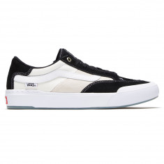 9401dad5e90 Vans Berle Pro Shoes - Black White