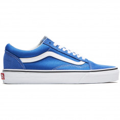 Vans Unisex Old Skool Shoes - Lapis Blue True White 9528db9c2