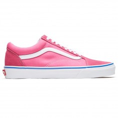 cc21801c7d9a Vans Old Skool Shoes - Carmine Rose True White