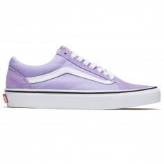 b7cce92880 Vans Old Skool Shoes - Violet Tulip True White