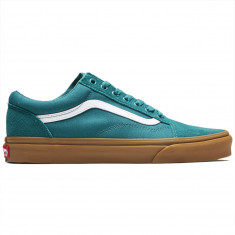 5ef5db26acb Vans Old Skool Shoes - Quetzal Green Gum