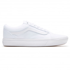 ee5ca67e123 Vans Comfycush Old Skool Shoes - Classic True White True White
