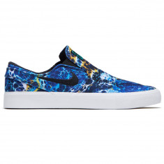 san francisco 0fb08 914a8 Nike SB Zoom Janoski Slip Canvas RM Premium Shoes - Multi Color Black