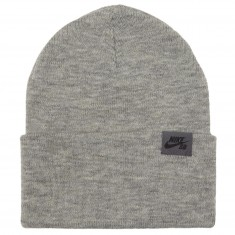 0bf843f29 Nike SB Utility Beanie - Dark Grey Heather/Black