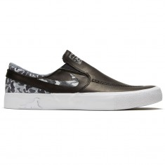 sports shoes b29ad 9954b Nike SB Zoom Janoski Slip RM QS Shoes - Black Multicolor White