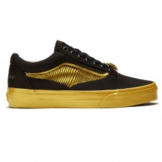 7f35be42896a1 Vans x Harry Potter Unisex Old Skool Shoes - Golden Snitch/Black