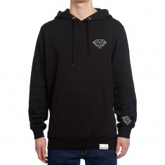 Diamond Supply Co. OG Script Pullover Hoodie - Black/Black
