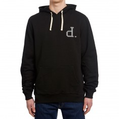 Diamond Supply Co. Unpolo Hoodie - Black/Reflective
