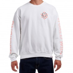 Diamond Supply Co. Atomic Crewneck Sweatshirt - White