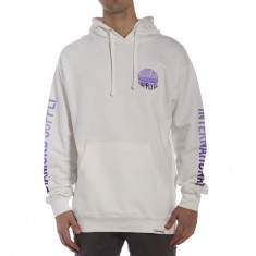 Diamond Supply Co. International Hoodie - White