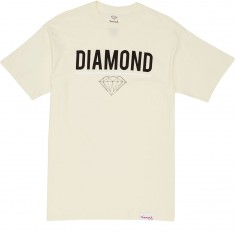 Diamond Supply Co. Strike T-Shirt - Cream