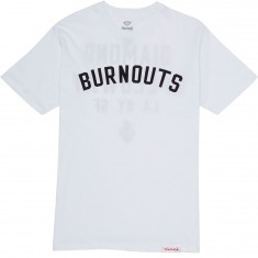 Diamond Supply Co. Burnout T-Shirt - White