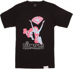 Diamond Supply Co. Les Diamants T-Shirt - Black