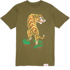 Diamond Supply Co. Pacific Tour T-Shirt - Military Green