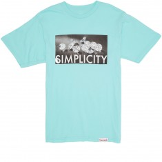 Diamond Supply Co. Definition T-Shirt - Diamond Blue