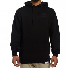 Diamond Supply Co. Skull Hoodie - Black