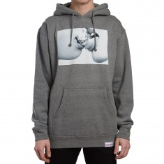 Diamond Supply Co. Rapture Hoodie - Gunmetal Heather