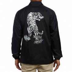 Diamond Supply Co. Pacific Tour Coaches Jacket - Black