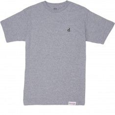 Diamond Supply Co. Mini Un Polo T-Shirt - Heather Grey