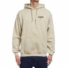 Diamond Supply Co. Strike Hoodie - Cream