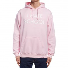 Diamond Supply Co. I Hate School Hoodie - Pink
