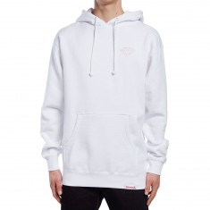 Diamond Supply Co. Champagne Script Hoodie - White