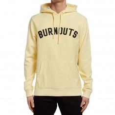 Diamond Supply Co. Burnout Hoodie - Yellow