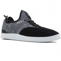 Diamond Supply Co. All Day Shoes - Black/White