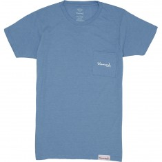 Diamond Supply Co. Mini OG Script Pocket T-Shirt - Slate