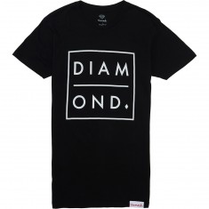 Diamond Supply Co. Outline T-Shirt - Black
