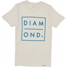 Diamond Supply Co. Outline T-Shirt - Cream