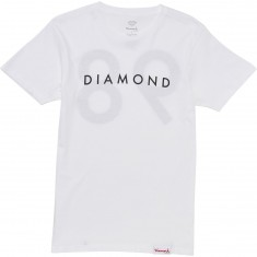 Diamond Supply Co. Practice T-Shirt - White