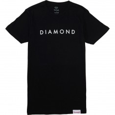 Diamond Supply Co. Practice T-Shirt - Black