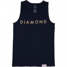 Diamond Supply Co. Desert Tank Top - Navy