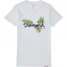 Diamond Supply Co. Paradise OG Script T-Shirt - White