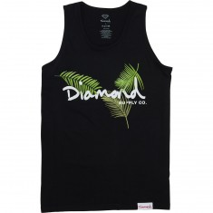 Diamond Supply Co. Paradise OG Script Tank Top - Black