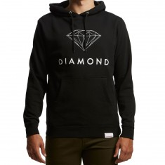 Diamond Supply Co. Futura Sign Hoodie - Black