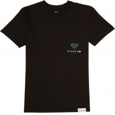 Diamond Supply Co. Futura Sign Pocket T-Shirt - Black