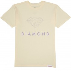 Diamond Supply Co. Futura Sign T-Shirt - Cream