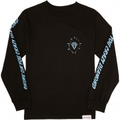 Diamond Supply Co. Outshine Longsleeve T-Shirt - Black