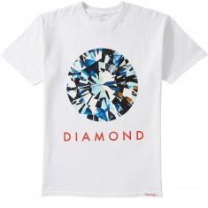 Diamond Supply Co. Dispersion T-Shirt - White