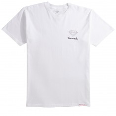 Diamond Supply Co. Mini OG Sign T-Shirt - White