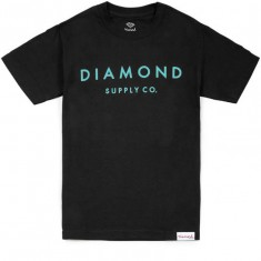 Diamond Supply Co. Stone Cut T-Shirt - Black