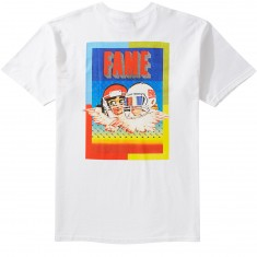 Hall Of Fame Famerucci T-Shirt - White