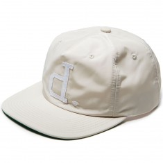 Diamond Supply Co. Un Polo Unconstructed Snapback Hat - Cream